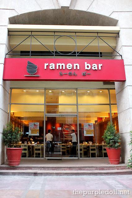 Ramen Bar Eastwood