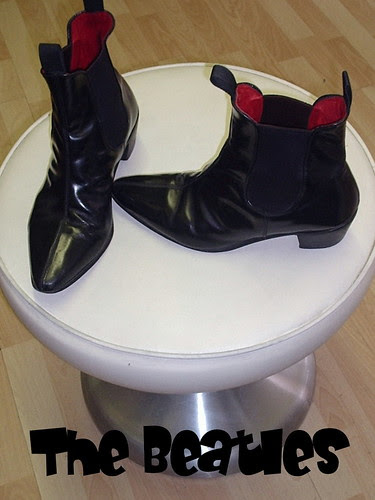 BEATLE BOOTS by Desdemona Vintage