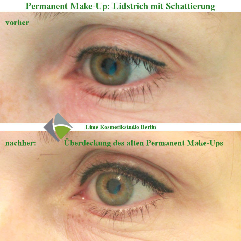 Permanent Make Up Berlin Lippen Augenbrauen Lidstrich