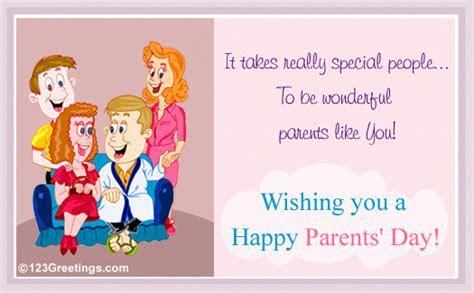 Wonderful Parents  Free Parents' Day eCards, Greeting
