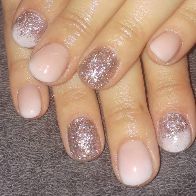 Square Natural Looking Fake Nails
