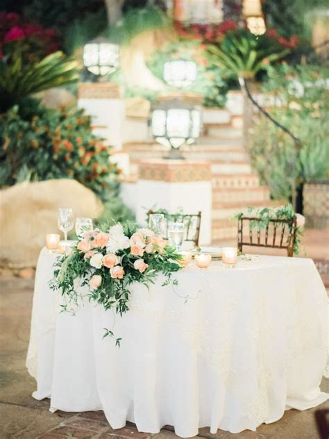 Peach   Blush Hummingbird Nest Ranch Wedding   THE PERFECT