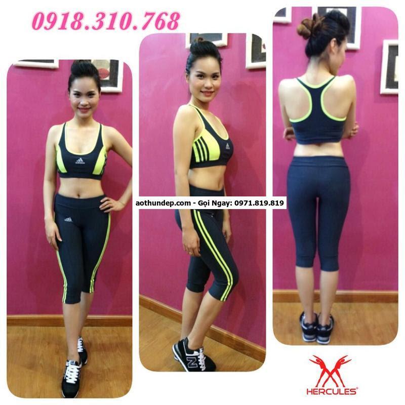 quần áo tập gym nữ facebook