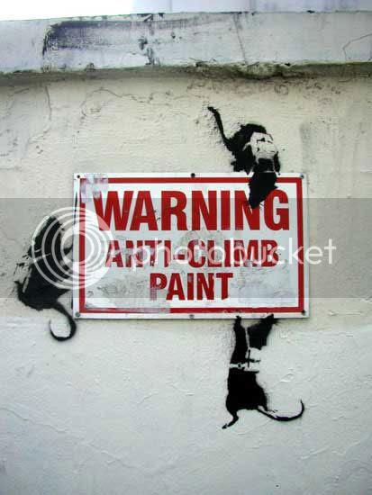 """Bansky, 83 Obras de """"Arte"""""""