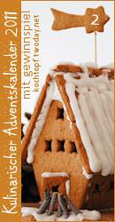 Kulinarischer Adventskalender 2011 - Türchen 2