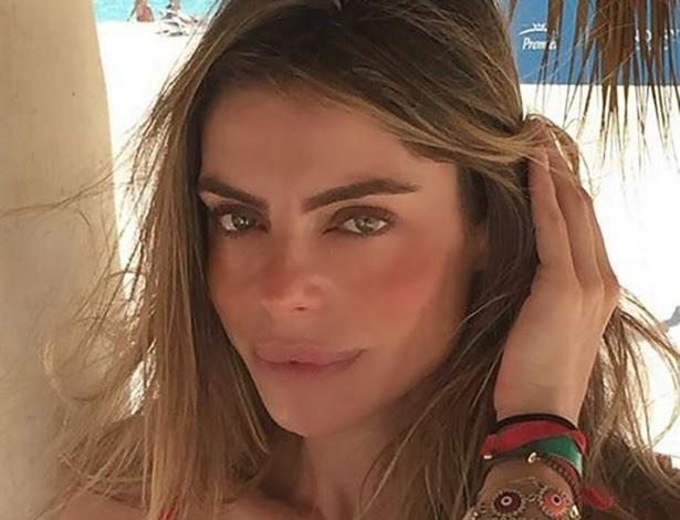 Internautas comentam possível mudança nos lábios de Daniella Cicarelli