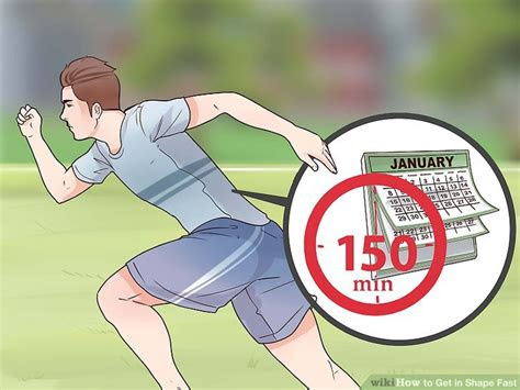 shape fast  steps  pictures wikihow