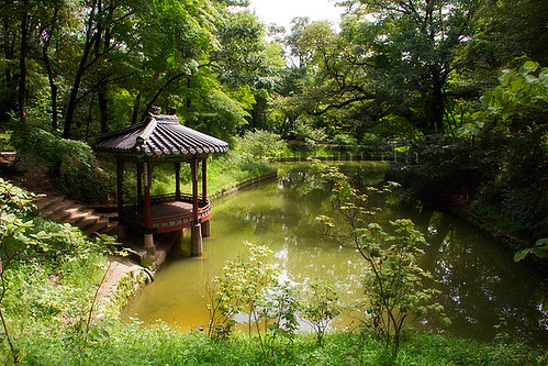 Secret Garden (Changdeok Palace)