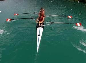 This year's World Rowing Championships will be held in Aiguebelette, France.