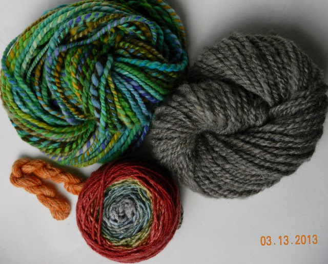 March 2013 Spinning so far