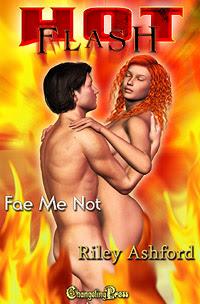Fae Me Not by Riley  Ashford