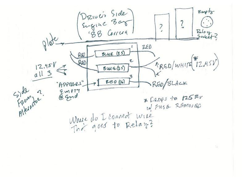 Dorman 84601 Wiring Diagram