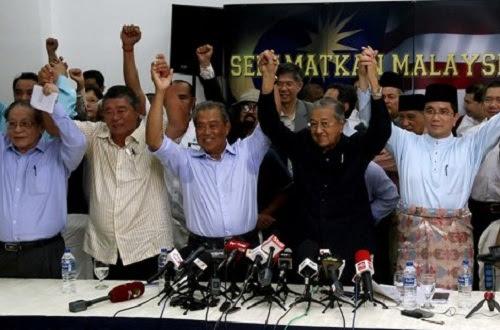 Majoriti akui Dr M akan dapat sokongan Melayu singkir Najib - tinjauan
