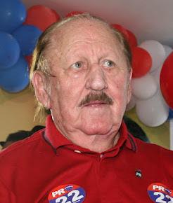 Ex-candidato a prefeitura de Bacabal, Zé Vieira