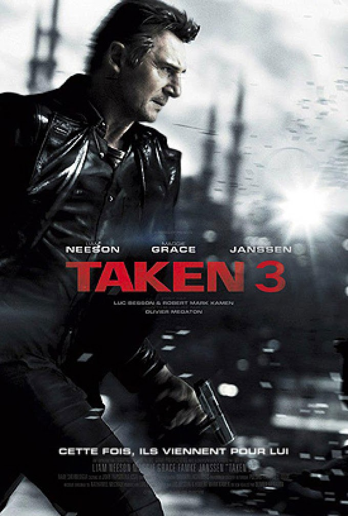 Nuffnang Premiere Screening of Taken 3!