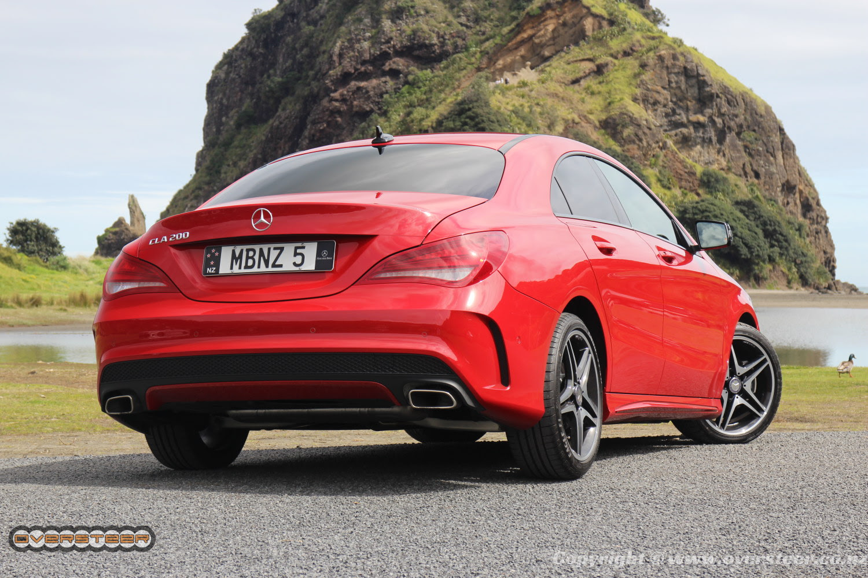 FIRST DRIVE: Mercedes-Benz CLA | OVERSTEER