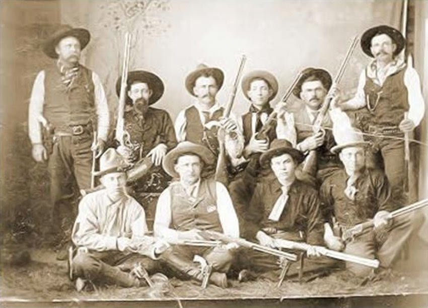 Old West Life Lessons from the Original Tough and Rugged Texas ...