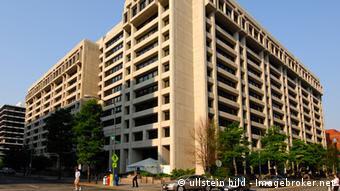 H έδρα του ΔΝΤ στην Ουάσινγκτον
