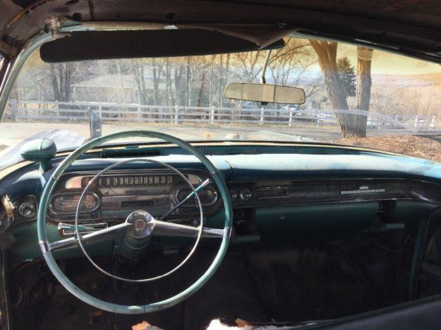 1958 Cadillac Sedan De Ville four door project 57 58 59 60 ...