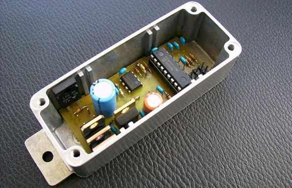 PWM-pic16f819 microchip-t4420-MOSFET tlv2461-hiện tại-cảm biến-opamp