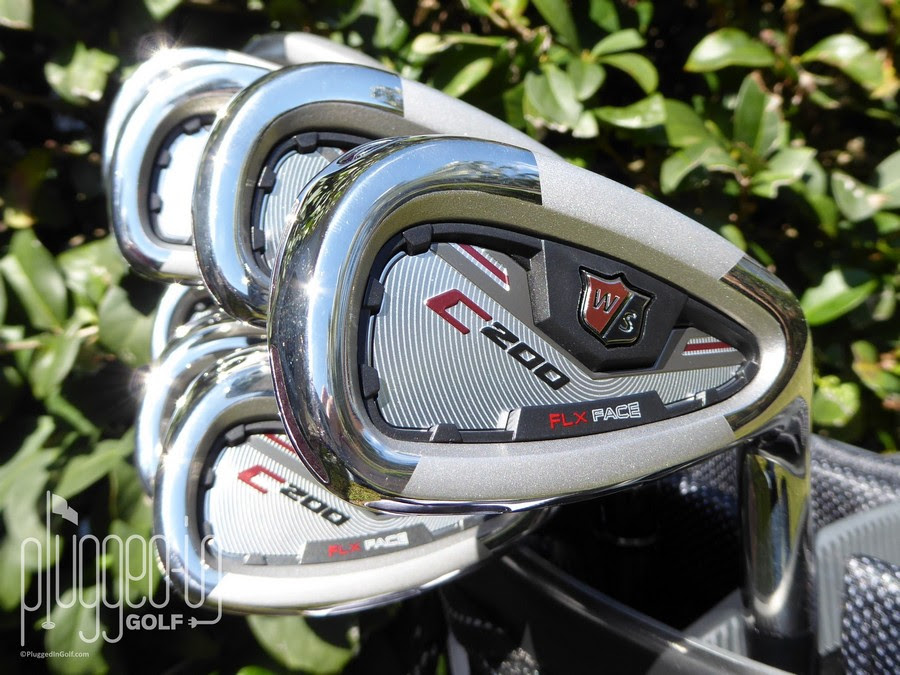 Wilson Staff C200 Irons Review - Plugged In Golf