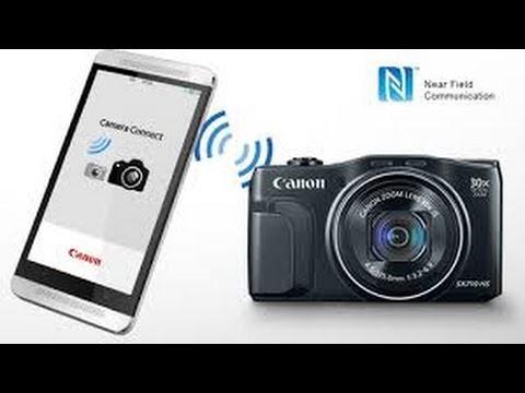 fog news connect canon wifi camera to smartphone app. Black Bedroom Furniture Sets. Home Design Ideas