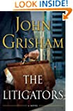 The Litigators by John Grisham Book Cover