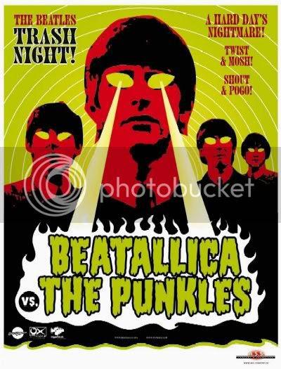 Aunque los Beatles también tenían su vena heavy, no hay más que escuchar I want you (she´s so heavy) o Helter skelter