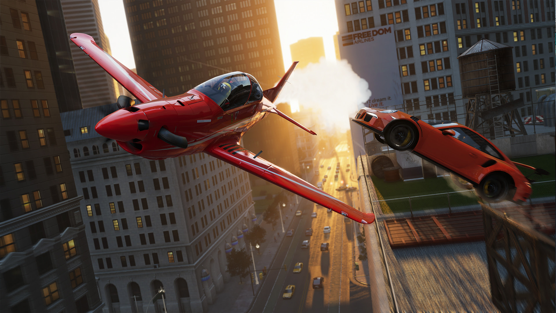 The Crew 2 touches down in March 2018 screenshot