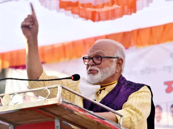 Chhagan Bhujbal: छगन भुजबळ यांचं तुफान भाषण; भाजपला दिलं खुलं आव्हान, म्हणाले...