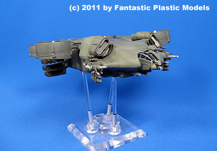 "C-21 ""Dragon"" Assault Ship - Fantastic Plastic - Catalog Photo 1"