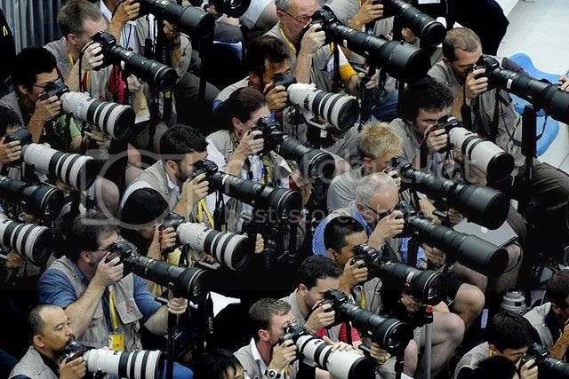 photographes olympiques