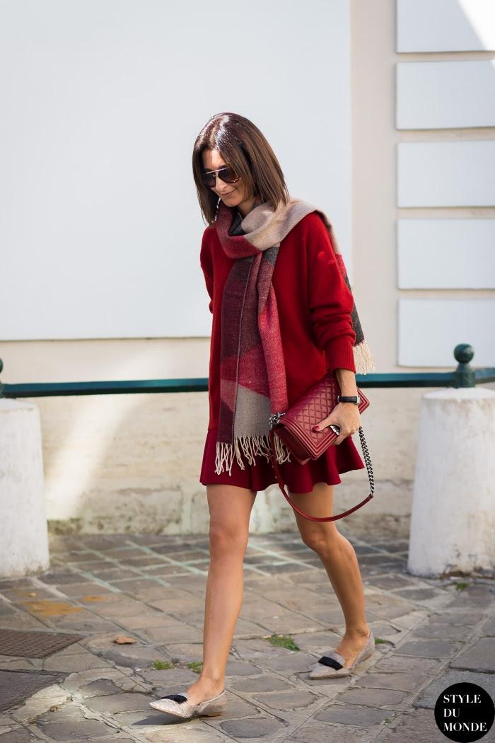 Golestaneh Street Style Street Fashion Streetsnaps by STYLEDUMONDE Street Style Fashion Blog
