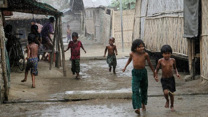 Persecution of Rohingya Muslims, not genocide