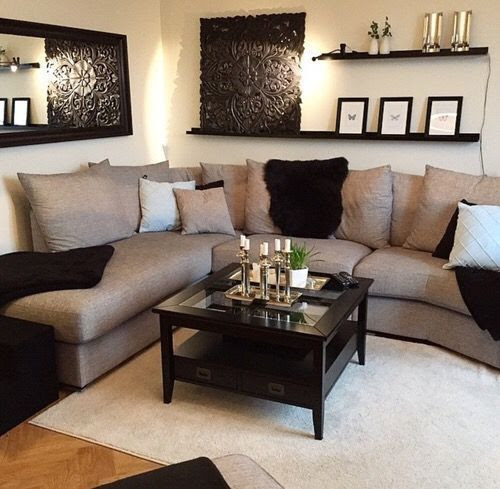 Ultimate Living Room Idea You Can Adopt   Smart Home Decorating Ideas