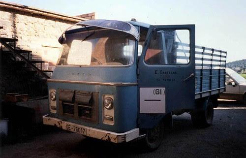 camió Nazar a Foixà (1968)