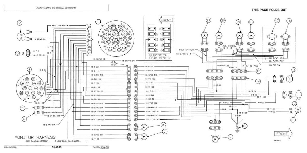 4650 Wiring Diagram Wire Diagram 2010 Camaro Door Bege Wiring Diagram