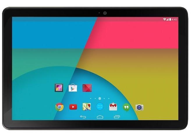 New Google Nexus 10