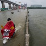 7/2/16 Flooding in Wuhan, China