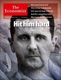 Economist print edition