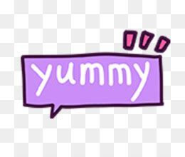 Yummy PNG & Yummy Transparent Clipart Free Download   The