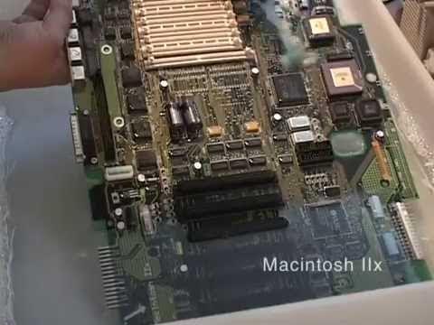 Solución Problemas de Video en Macintosh SE y Classic