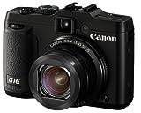 Canon デジタルカメラ PowerShot G16 広角28mm 光学5倍ズーム PSG16