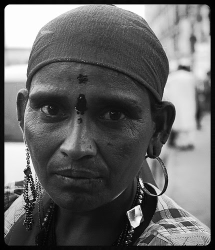 Mad Lady of Bandra Hill Road by firoze shakir photographerno1