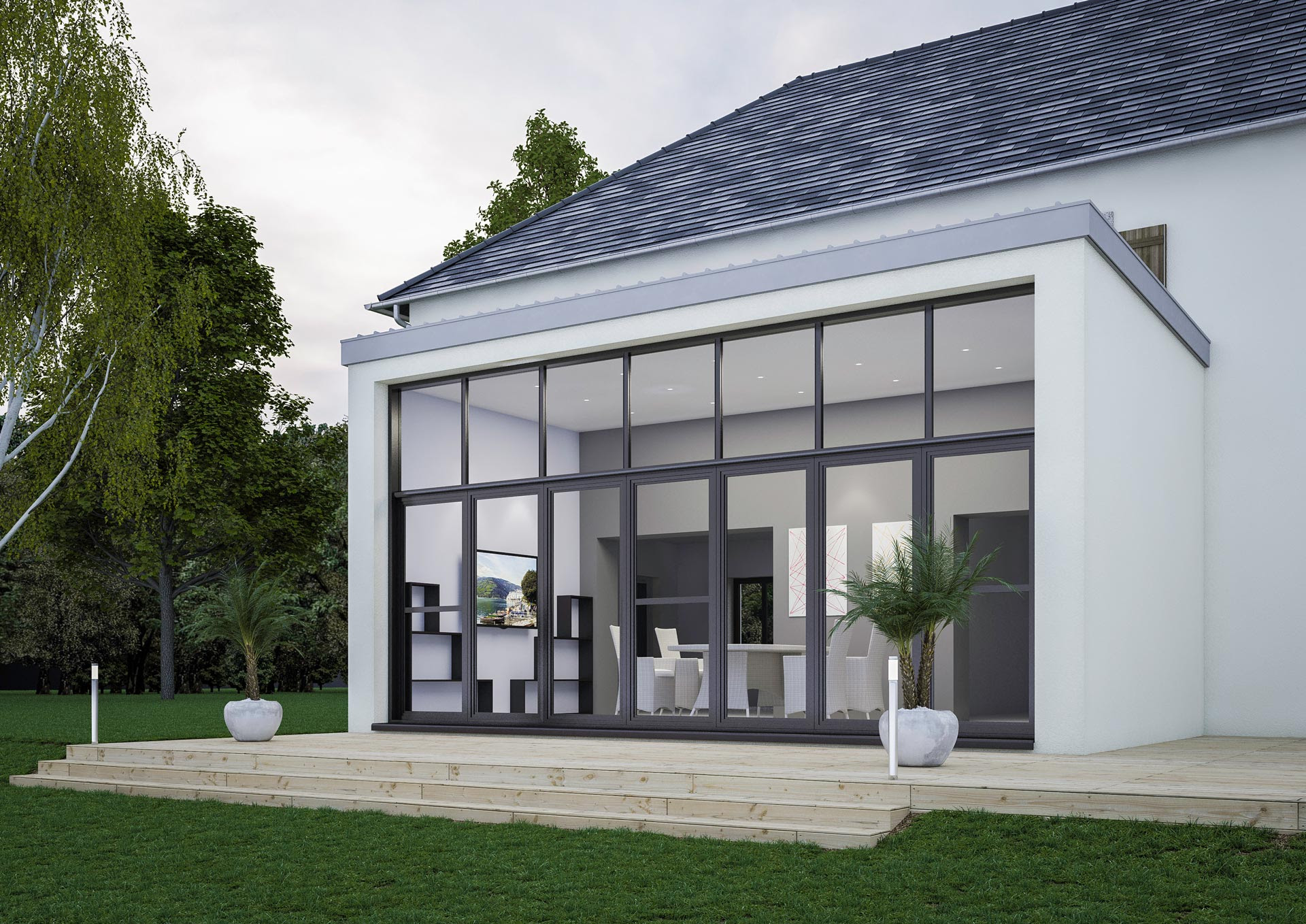 extension maison design veranda city2