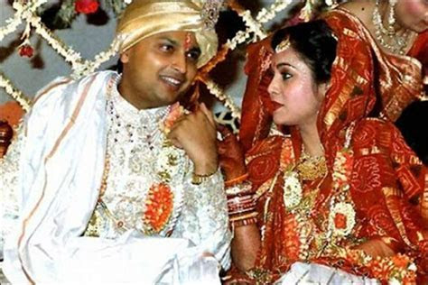 Tina Munim Anil Ambani Marriage: No Less Than A Bollywood