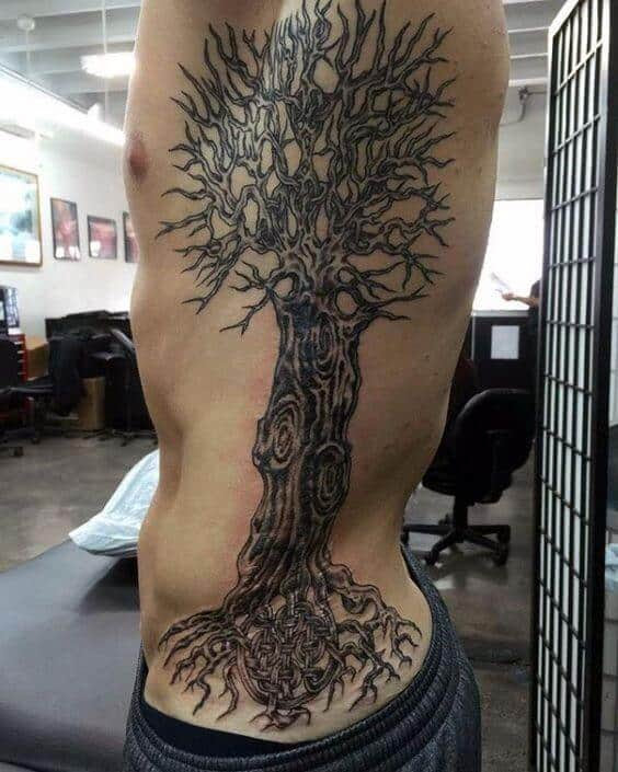 Side Tattoos For Men Ideas And Designs For Guys