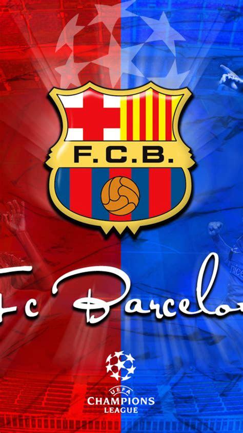 wallpaperwiki image  barcelona logo iphone  pic