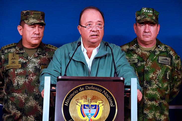 Un capitán del Ejército y un patrullero, asesinados durante paro armado