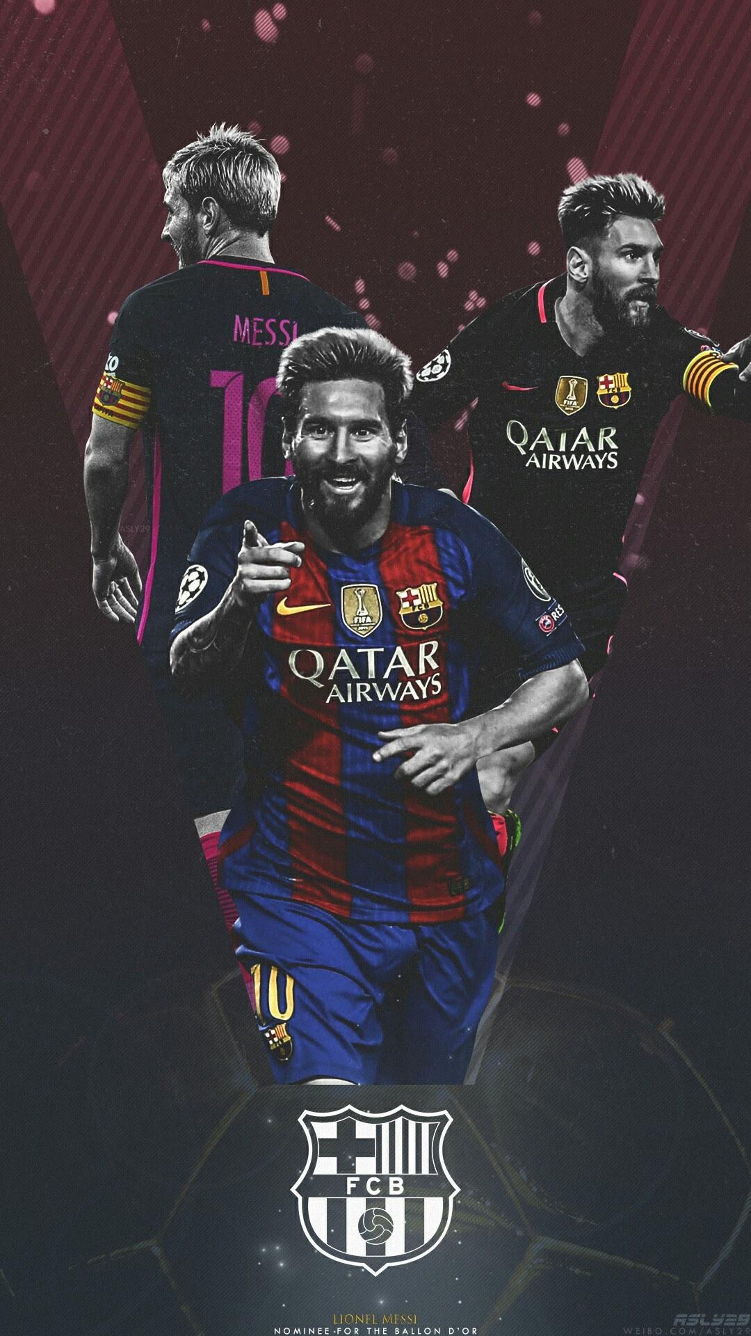 Beautiful Lionel Messi 6 Ballon Dor Wallpaper Photos